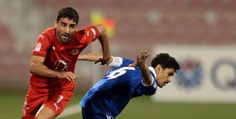 توقف  السیلیه در لیگ ستارگان قطر