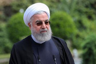 روحانی: مردم در سال 98 از فاجعه حماسه و از حماسه پیروزی آفریدند