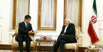 پایان ماموریت سفیر ژاپن در تهران