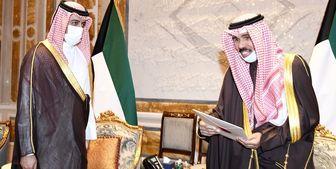 ارسال پیام مکتوب امیر قطر به همتای کویتی