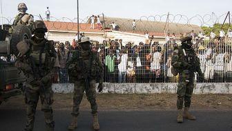 بازداشت 9کودتاچی در نیجریه