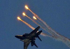 حملات هوایی اسرائیل به خاک مصر با تایید قاهره