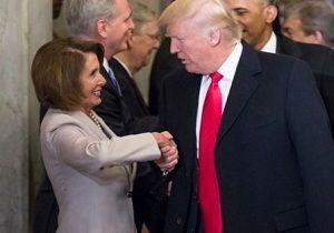 اظهارات توهینآمیز ترامپ در جلسه با رئیس مجلس نمایندگان آمریکا!