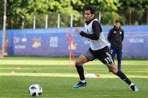 خوشحالی وحید امیری از رسیدن پرسپولیس به فینال لیگ قهرمانان آسیا