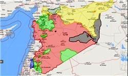 هدف شوم آمریکا در سوریه