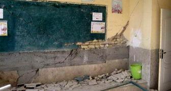 اعتراض به عدم بازسازی یک مدرسه 70 ساله