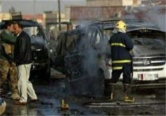 انفجار در بغداد ۵۴ کشته و زخمی بر جای گذاشت
