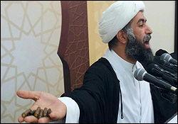 برادر شیخ النمر پرچم مبارزه را برافراشت