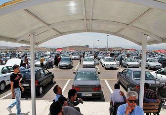کاهش ۱ تا ۴ میلیون تومانی قیمت خودرو در 26 آذر 97