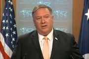 پمپئو: آمریکا خواهان جنگ با ایران نیست