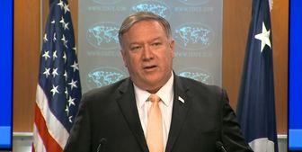 پامپئو: هیچکس در دولت خواهان جنگ با ایران نیست