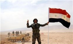 پیشروی ارتش سوریه در نزدیکی بلندیهای جولان
