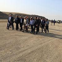 اتمام فاز نخست پروژه احداث بزرگراه شهید بروجردی