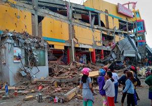 خانههای تخریب شده اندونزی گورستان جمعی میشوند
