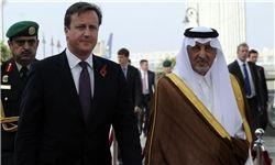 انگلیس جرئت مخالفت با عربستان را ندارد