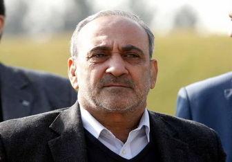 واکنش گرشاسبی به اتفاقات بازی استقلال خوزستان و پرسپولیس