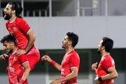 صعود رسمی تراکتور به مرحله یک هشتم نهایی لیگ قهرمانان