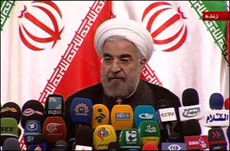 اولین نشست خبری حسن روحانی + فیلم