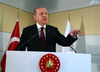 اردوغان: آینده سوریه برای ما اهمیت دارد