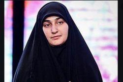 واکنش دختر شهید سلیمانی به انتخابات ریاست جمهوری