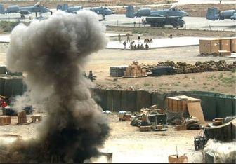 انفجار در بزرگترین پایگاه نظامیان آمریکایی