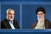نامه اسماعیل هنیه به رهبر انقلاب درباره حوادث قدس اشغالی