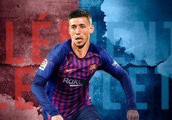 بارسلونا رسماً با مدافع سویا قرارداد بست