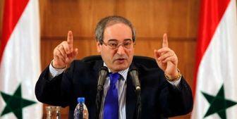 تحریم سزار فقط سوریه را هدف قرار نداده است