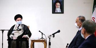 نماینده عراقی: سخنان رهبر ایران در دیدار کاظمی، پیام به آمریکاییها بود