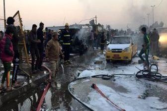 انفجار در غرب بغداد