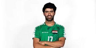 خبر بد برای تیم ملی عراق در بازی با هنگ کنگ