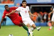 بازیکن حیرت انگیز در تیم ملی فوتبال ایران