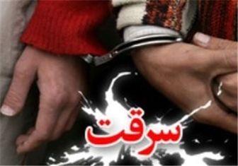دستگیری اعضای باند سرقت مسلحانه از طلافروشیها