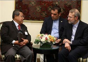 درخواست لاریجانی از کشورهای اسلامی