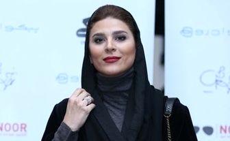 گریم جدید سحر دولتشاهی برای سریالش+عکس
