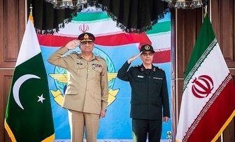 در دیدار رئیس ستاد کل نیروهای مسلح ایران با فرمانده ارتش پاکستان چه گذشت؟