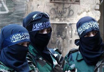 «حربۀ زنانۀ داعش» برای حفظ موصل