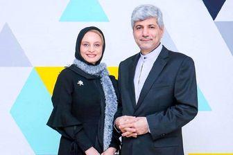 واکنش مریم کاویانی به خبر طلاقش+ عکس