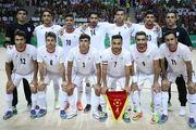 تیم ملی فوتسال به نیمه نهایی رسید