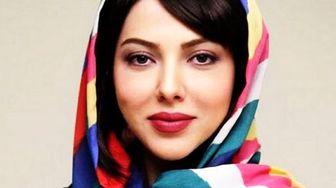 لیلا اوتادی: یه پرسپولیس یه ایران!/ عکس