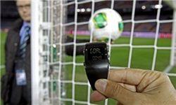موافقت فیفا برای استفاده از دوربین خط دروازه