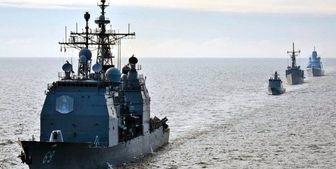 نیروی دریایی آمریکا آمادگی مقابله با ایران را ندارد