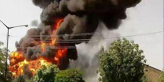 مصدومیت ۶ نفر در پی انفجار منزل مسکونی در جوانمرد قصاب