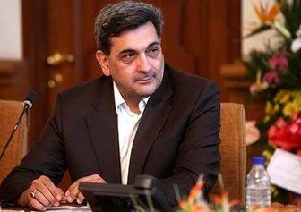 تصویری زیرخاکی از شهردار جدید تهران