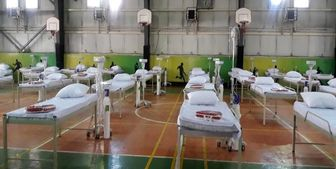 بازدید نمایندگان سازمان بهداشت جهانی از استراحتگاههای بیمارستانی