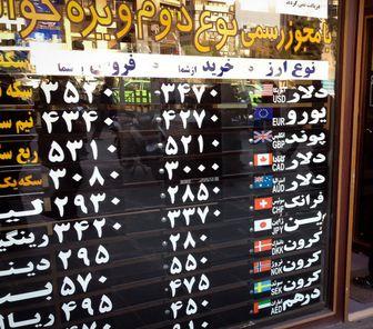 جدول قیمت سکه و ارز روز چهارشنبه
