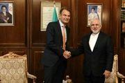 دیدار معاون سیاسی وزیر خارجه هلند با ظریف