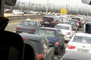 ترافیک سنگین در اولین پنجشنبه بدون طرح ترافیک