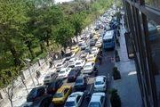 ممنوعیت تردد در محدوده خیابان بهشت