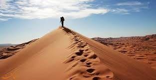 اثری از گردشگر گمشده در دریاچه نمک آران و بیدگل نیست